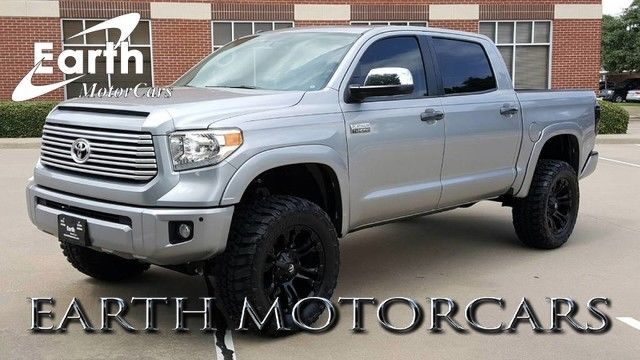 2016 tundra platinum 4x4 crewmax nav 11k in upgrades. Black Bedroom Furniture Sets. Home Design Ideas