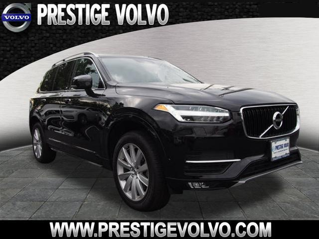 Volvo Black Awd Momentum Suv Cylinder Speed