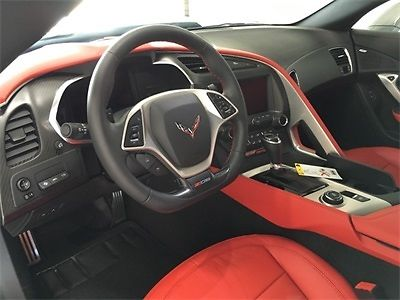 2016 z06 coupe 15500 off msrp shark gray 76769 auto adrenaline red interior. Black Bedroom Furniture Sets. Home Design Ideas