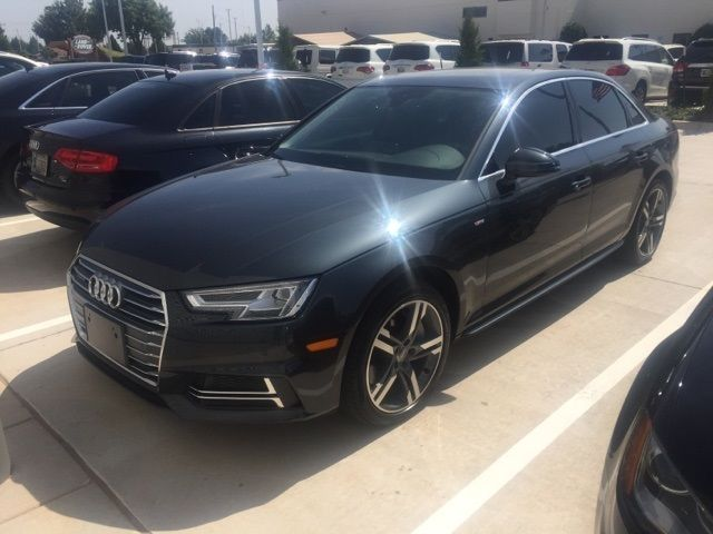 2017 Audi A4 2 0t Premium Plus 21 Miles Manhattan Gray