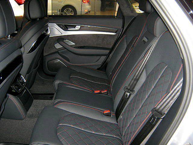 Audi Of Cherry Hill >> 2017 Audi S8 plus 32 Miles Florett Silver Matte Effect 4dr Car Twin Turbo Premi
