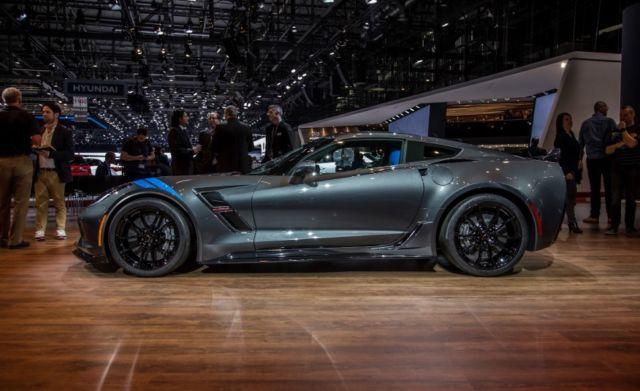 2017 Chevrolet Corvette Grand Sport Collectors Edition