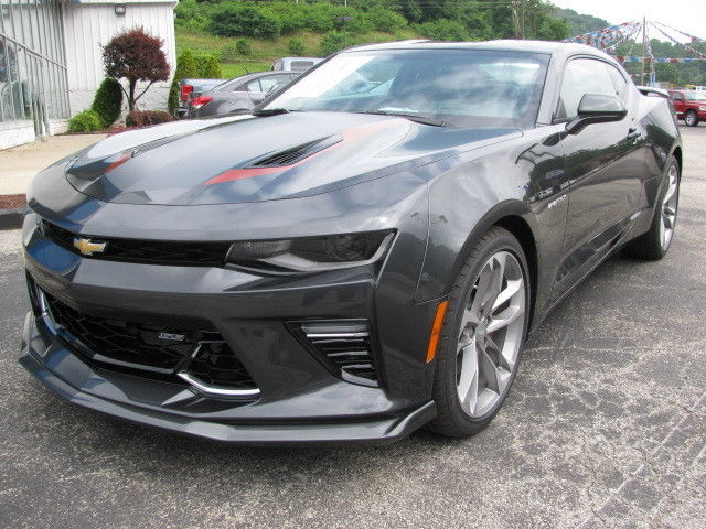2017 Chevy Camaro Ss Quot 50th Anniversary Edition Quot Nightfall Gray