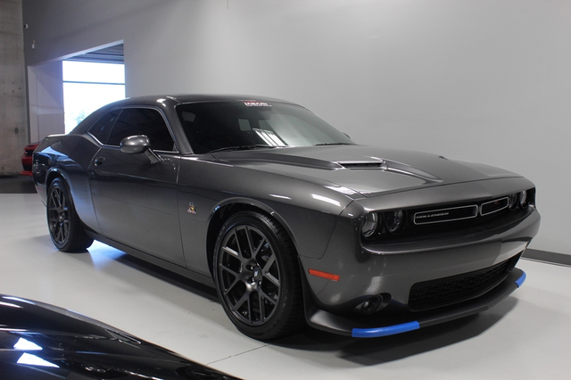2017 dodge challenger r t scat pack 2 731 miles leather navigation moonroof auto. Black Bedroom Furniture Sets. Home Design Ideas