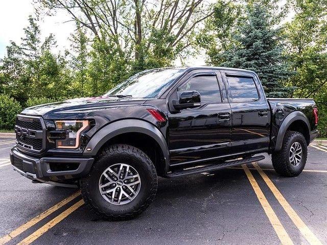 2017 ford f 150 raptor super crew 4x4 pick up truck shadow. Black Bedroom Furniture Sets. Home Design Ideas