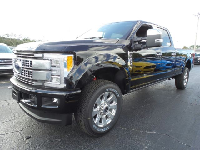 Ford F250 8 Foot Bed For Sale >> 2017 FORD F-350 PLATINUM LONG BED CREW CAB 4X4 ULTIMATE TOW CAMERA PACKAGE NAV