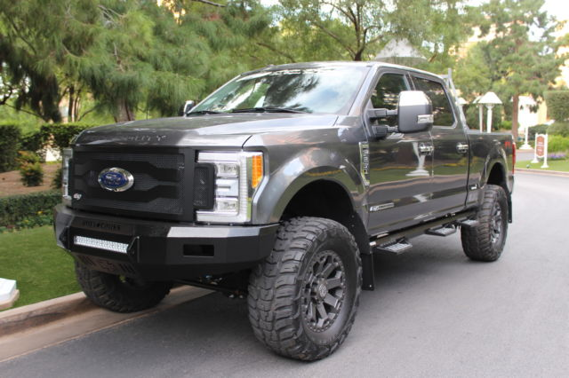 2017 Ford F250 Super Duty Sema Show Lariat Panno Roof