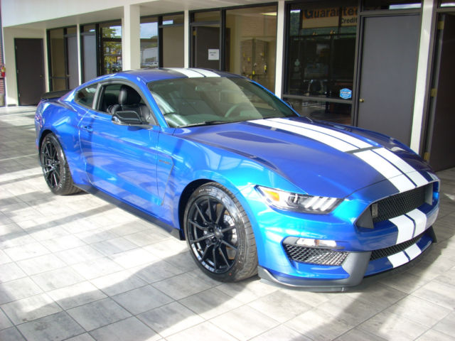 Sunny King Ford >> 2017 FORD MUSTANG SHELBY GT350 LIGHTNING BLUE