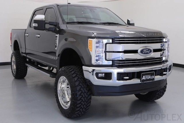 2017 Ford F-250 Lariat 4WD Lifted
