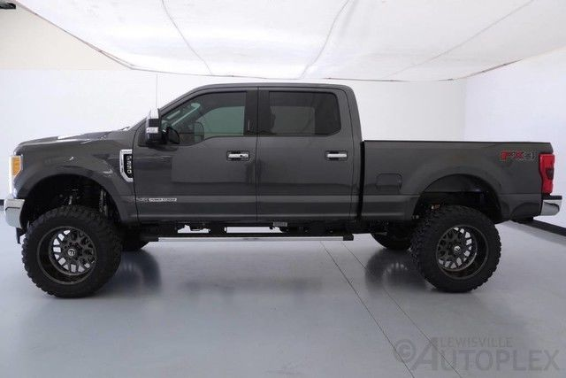 2017 ford super duty f250 lariat custom lift kit 2016 fuel forged diesel