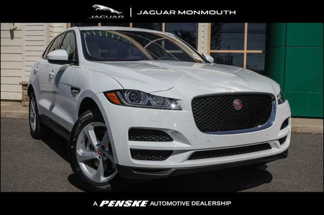 2017 jaguar f pace 35t premium awd 10 miles polaris white suv 3 0l v6 cylinder 8. Black Bedroom Furniture Sets. Home Design Ideas