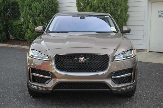 2017 jaguar f pace 35t r sport awd 10 miles quartzite metallic suv 3 0l v6 cylin. Black Bedroom Furniture Sets. Home Design Ideas