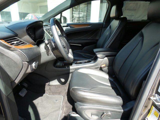 2017 Lincoln Mkc Select 10 Miles Magnetic Gray Metallic