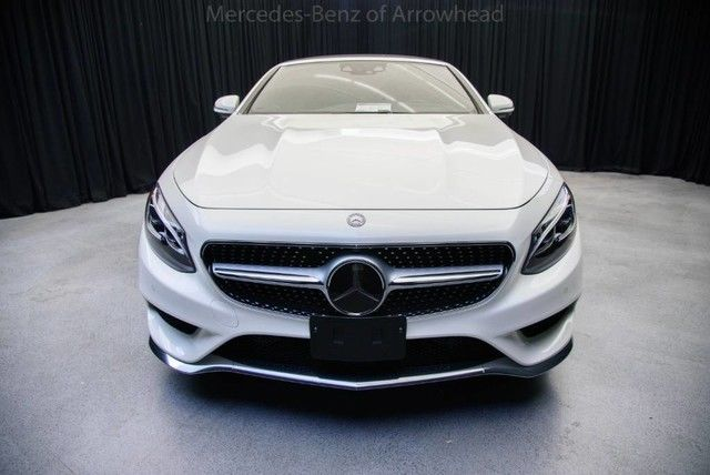 2017 Mercedes Benz S Cl S550