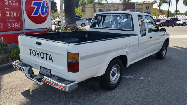 1991 toyota pickup 4 cylinder
