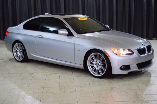 bmw 335i coupe 2010 hp