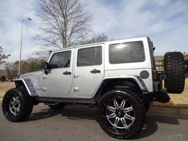 37 Inch Toyo Tires 24 Inch Fuel Wheels Ripp Supercharger Bds 4 5 Suspension Lift
