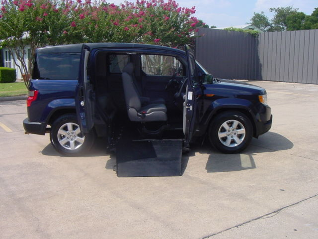 Used Cars Nwa >> 39K MILES 2009 HONDA ELEMENT XWAV HANDICAPPED WHEELCHAIR ...