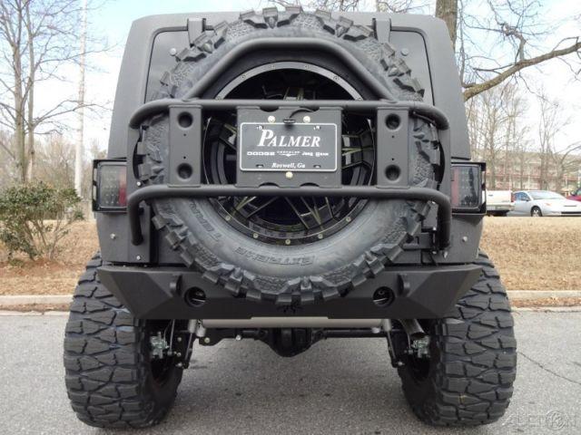 40 tires kevlar 5 13 gears drive shafts poison spyder bumpers long arm lift. Black Bedroom Furniture Sets. Home Design Ideas