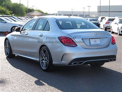 4dr sedan amg c63 s rwd c class new automatic gasoline 4 for Mercedes benz roadside assistance phone number
