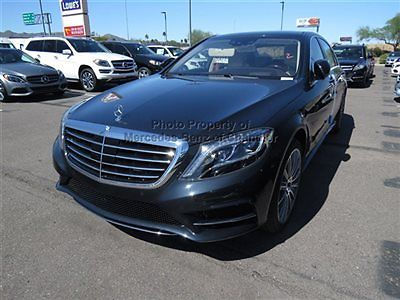 4dr sedan s550 4matic s class new automatic gasoline 4 6l for Mercedes benz technical support