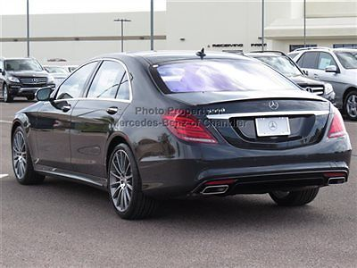 4dr sedan s550 rwd s class new automatic gasoline for Mercedes benz roadside assistance phone number