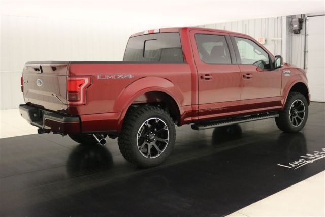 """4WD 4 DOOR LARIAT LEATHER 3"""" LIFT KIT WITH 20"""" ULTRA"""
