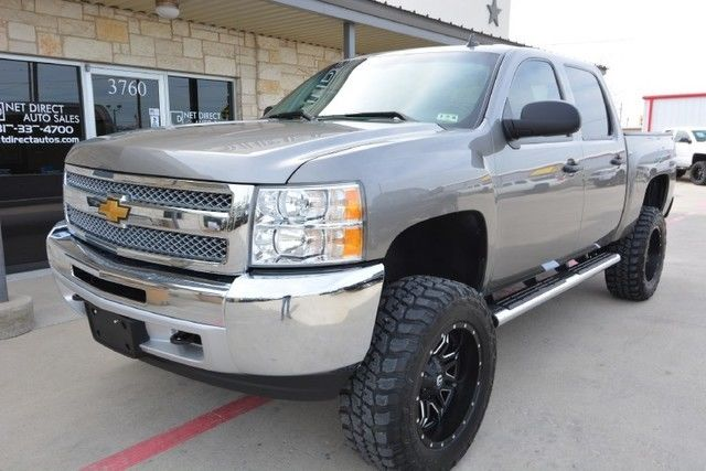 4wd Truck New Lift Rims Mud Tires Gas Leather Bluetooth Net Direct Texas