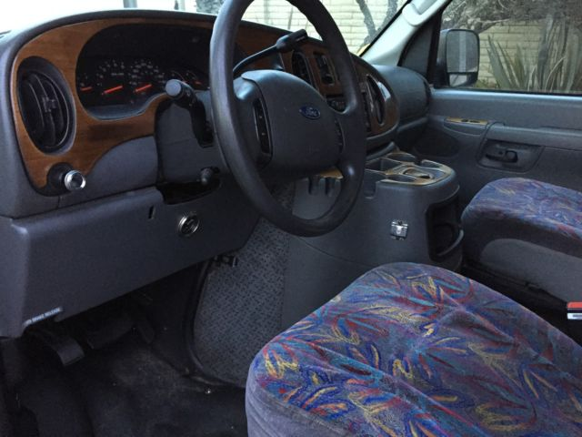 Ford 12 Passenger Van >> 4WD Van Terra Turtle Top Ford E350 Super Duty Lifted High ...