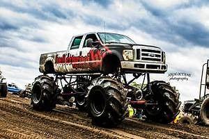 5 ton f250 mud truck monster truck bulletproof sciox Images