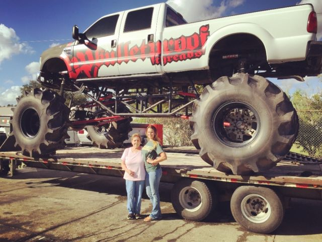 5 ton f250 mud truck monster truck bulletproof ford f 250 2000 technical specifications sciox Images