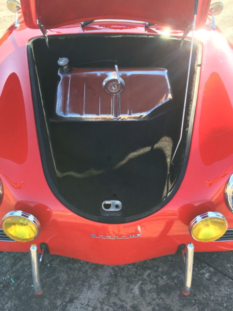 55 Porsche 356 Speedster Replica For Sale Very Well Build Kit