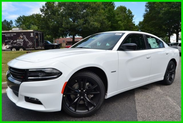 2016 Dodge Charger R T Blacktop Edition New 5000 Off Msrp We Finance