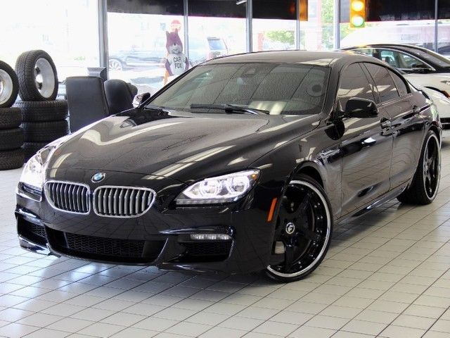 650i Gran Coupe M Sport 22 Inch Forgiato S Executive Pkg