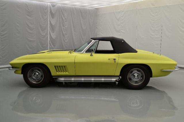 1967 Chevrolet Corvette Stingray Block 427ci 435hp