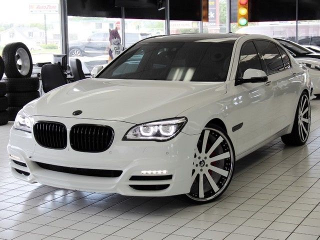 750li Xdrive Wald International Body Kit 24 Inch Forgiato S