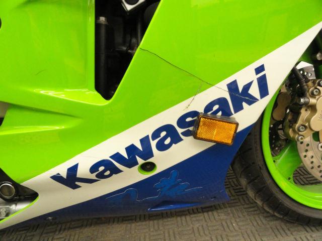Kawasaki Ninja R Aftermarket Turn Signals