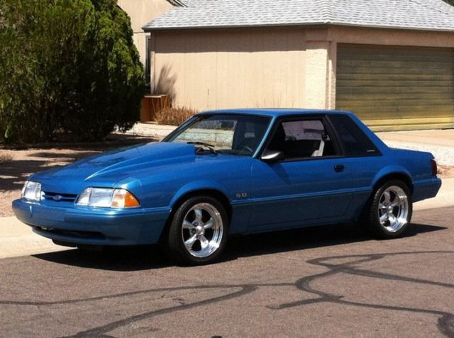 92 Mustang Coupe Turbo