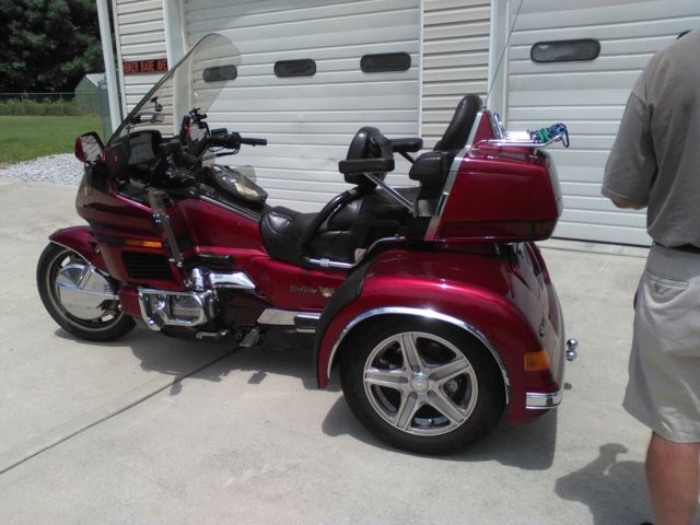 94 honda goldwing trike 1500. Black Bedroom Furniture Sets. Home Design Ideas