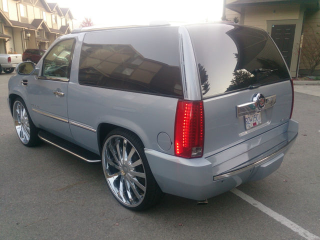 Cars Com Used >> 96 CHEVROLET TAHOE FULL SIZE 2 DOOR CUSTOM 2013 CADILLAC CONVERSION ON 28''