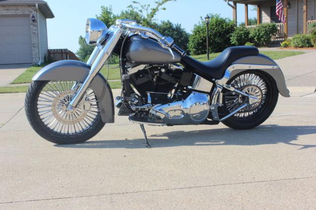 19970000 Harley Davidson Softail