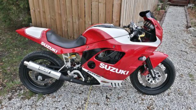 Suzuki Katana Tire Size