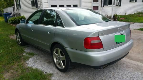1999 Audi A4 28 Quattro
