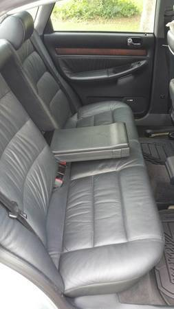 Audi A4 1999 Technical Specifications