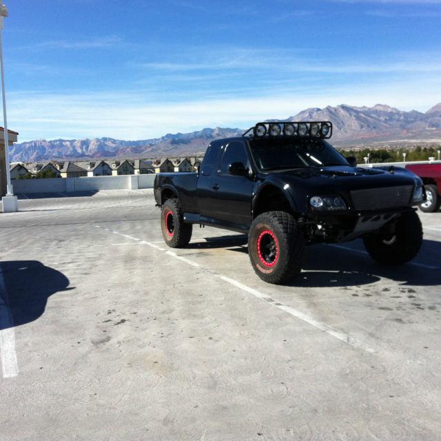 Street legal trophy truck