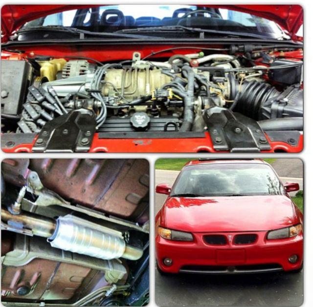99 Pontiac Grand Prix GTP, L67 Crate Motor, re-built 4T65E