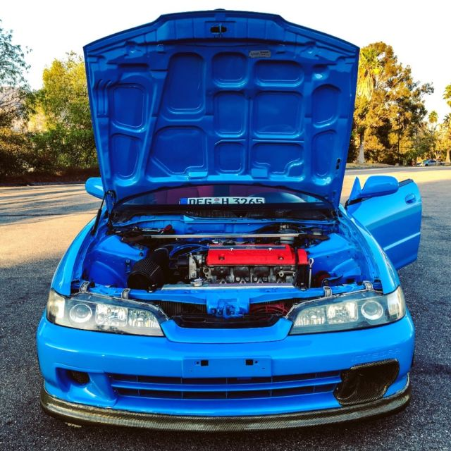 Acura Integra RS DB7 H22 5lug Recaro TypeR