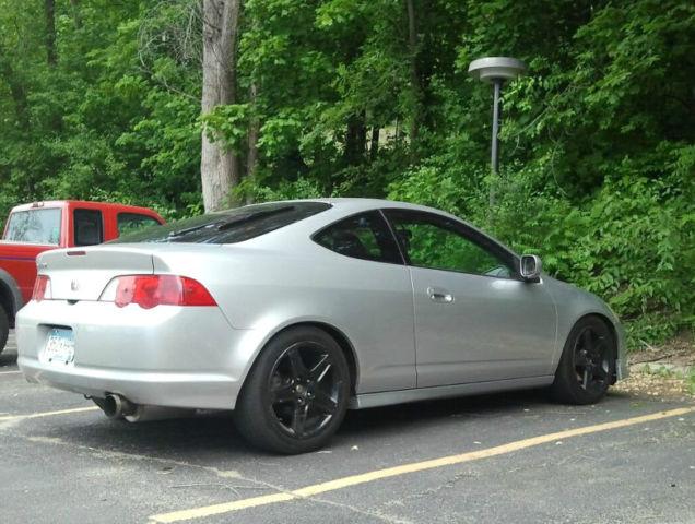 Acura RSX Type S KK Kpro Speed - Acura rsx kpro