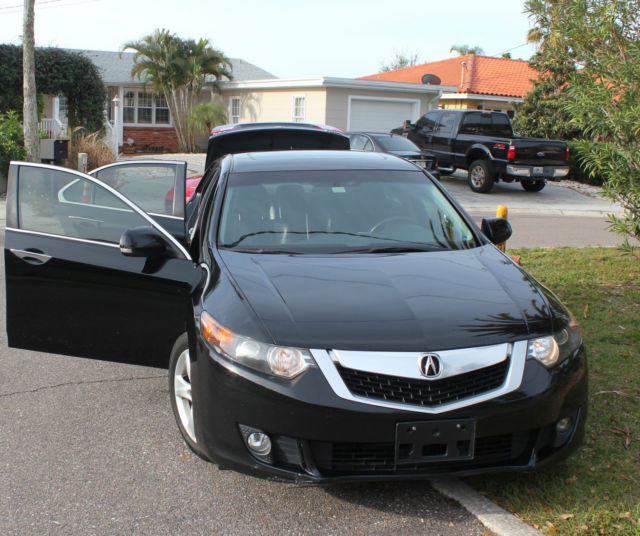 Acura TSX Door L Speed Manual Transmission PRICED TO - Acura tsx manual transmission for sale
