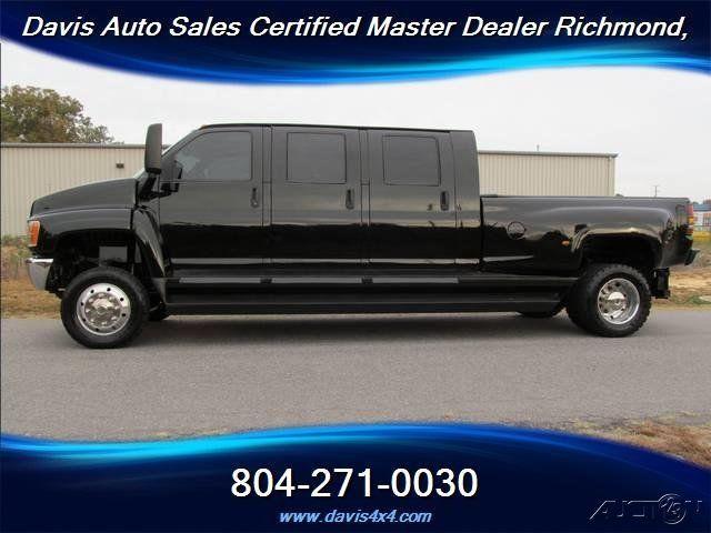 Air Ride Custom Interior Alcoa Alloy Monster Truck Lifted
